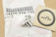 NOS Honda CR125 R CR250 R CR500 R CR80 R CR85 R Exhaust Muffler Setting Collar 18336-KS6-700