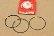 NOS Honda CB175 CL175 SL175 Piston Ring Set for 1 Piston .50 Oversize 13031-302-305