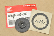 NOS Honda CB350 CB450 CB750 GB500 FL350 VF1100 VT1100 VT700 XL125 XL75 XL80 Battery Box Rubber 83618-323-000