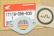 NOS Honda ATC125 ATC70 CL70 CT70 S65 SL70 TRX125 TRX70 XL70 Intake Manifold Pipe Gasket 17119-088-830