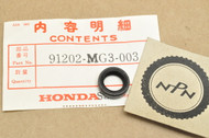 NOS Honda XL250 XL600 XR200 XR250 XR500 XR600 Cylinder Head Cover Oil Seal 91202-MG3-003
