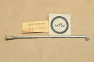 NOS Honda CB750 K0-1976 Rear Wheel Spoke 'A' & Nipple Assembly 42606-300-003