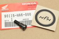 NOS Honda ATC250 TRX200 TRX250 TRX300 Parking Lever Pivot Screw 90115-HA6-000