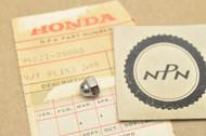 NOS Honda CB92 Front Fender Mud Flap 5 mm Cap Nut 94021-05000