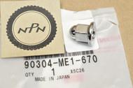 NOS Honda ATC250 ATC350 CB1100 CB750 SC CH250 GL1200 NX650 VT600 Muffler Cap Nut 90304-ME1-670
