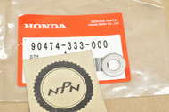 NOS Honda CB350 CB360 CB400 CJ360 CL360 FL250 Sealing Washer 90474-333-000