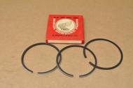 NOS Honda CB350 CL350 SL350 XL175 Piston Ring Set for 1 Pistons 1.00 Oversize 13051-287-305