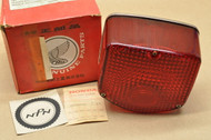 NOS Honda C70 K1 CT90 K4 SL100 K2 SL125 K1 Rear Brake Tail Light Assembly 33701-092-671