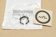 NOS Honda CB-1 CBR1000 CBR600 NT650 Handle Weight Snap Ring 53108-MJ0-000