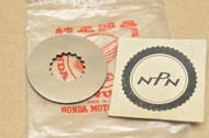 NOS Honda CR125 M MR175 MT125 Elsinore Clutch Spline Washer 90463-360-700