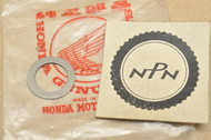 NOS Honda ATC70 C100 C102 CL90 CT70 CT90 S90 SL90 ST90 XL125 XL175 XL200 XR200 Z50 Thrust Washer 90451-001-000