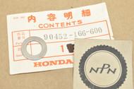 NOS Honda ATC200 CR60 R CR80 R FL350 FL400 NQ50 NS50 SB50 TRX200 TRX300 Thrust Washer 90452-166-600