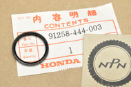 NOS Honda 1979-81 CR125 R Elsinore Rear Brake Panel Dust Seal 91258-444-003