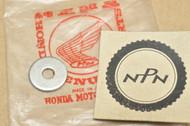 NOS Honda CB550 F CB750 F Gauge Meter CT70 K1-1982 Trail 70 Tail Light Washer 90581-098-950