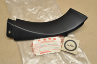 NOS Honda 1988-1989 NX650 Black Left Upper Inner Cowling Panel 64203-MN9-020