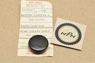 NOS Honda CH250 CN250 GB500 Locate Hole Plug 90851-680-000