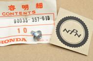 NOS Honda CR250 M MR250 MT250 Elsinore Clutch Lever Bolt 90035-357-010