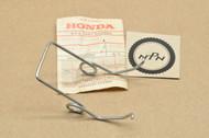 NOS Honda CT70 H K0-1982 Seat Tool Kit Holder Spring 77207-098-310