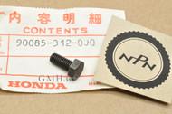 NOS Honda CB350 CL350 SL350 XR75 Cam Sprocket Hex Bolt 90085-312-000