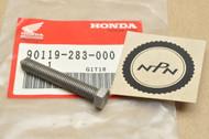 NOS Honda CB350 CB360 CB400 CB450 CB500 CB550 CJ360 CL360 CL450 CR125 CR250 SL350 Drive Chain Adjuster Bolt 90119-283-000
