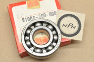 NOS Honda CB700 CB750 PC800 VF1100 VF700 VF750 VT1100 VT700 VT750 Cross Shaft Ball Bearing 91008-300-008