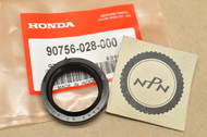 NOS Honda CB100 CB125 CL100 CL125 CL90 CT110 CT90 S90 Front Fork Oil Seal 90756-028-000