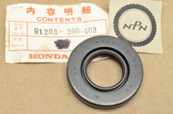 NOS Honda CR125 M MR175 MT125 R Elsinore Crank Case Oil Seal 91203-360-003