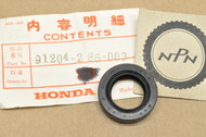 NOS Honda ATC250 CB350 CB750 CR250 GL1000 MR250 SL350 XL250 XL75 XR250 XR75 Oil Seal 91204-286-003