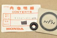 NOS Honda CB450 K0-K7 CB500 T CL450 K0, K2-K6 Oil Seal 91207-222-000