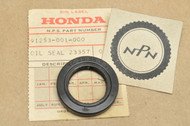 NOS Honda C100 CA100 C102 CA102 C105 T CA105T C110 CA110 Rear Wheel Oil Seal 91253-001-000