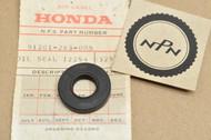 NOS Honda CA72 CA77 CB500 CB550 CB72 CB77 CB92 CL450 CL72 CL77 SL350 Oil Seal 91201-283-000 Oil Seal 91201-283-005