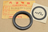 NOS Honda 1983-86 VT500 C Shadow 1983-1984 VT500 FT Ascot Drive Gear Oil Seal 91262-MF5-000