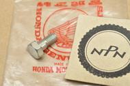 NOS Honda CA95 CB92 CL125 SS125 Cam Chain Sprocket Knock Bolt 90081-200-000