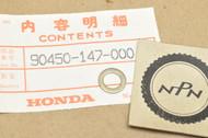 NOS Honda ATC200 ATC250 GL1200 Gold Wing NA50 NC50 Express VTR250 Thrust Washer 90450-147-000