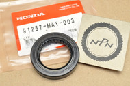 NOS Honda CB1000 CB400 CB750 CBR600 CR250 CR500 FL350 GL1500 VF750 VT1100 VT600 Dust Seal 91257-MAY-003