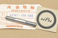 NOS Honda CB350 CL350 SL350 Cylinder Head Stud Bolt 90041-286-300