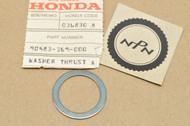 NOS Honda CB360 CJ360 CL360 Cam Shaft Thrust Washer A 90483-369-000