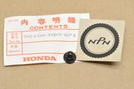 NOS Honda CH150 GL1100 GL1200 Gold Wing NQ50 Cap Nut 90106-MB9-871