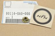 NOS Honda 1989-90 CB-1 1985-86 TRX125 Self Lock Nut 90114-SA0-000
