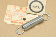 NOS Honda CA160 CA175 CA95 CB175 CB200 T CL175 CL200 CT90 Trail 90 Side Kick Stand Spring 95014-72201