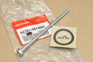 NOS Honda ATC250 ES FT500 SH150 TRX250 TRX300 XL500 XR500 Cylinder Head Flange Bolt 95701-06140