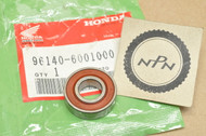 NOS Honda CR60 R CR80 R CR85 R MB5 NS50 Main Shaft Ball Bearing 96140-60010-00