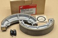 NOS Honda ATC110 ATC125 ATC185 ATC200 ATC250 ATC90 TRX125 TRX200 Brake Shoe Kit 06430-968-405