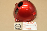 NOS Honda CB100 K0-K1 CL100 K0 SL100 K0-K2 Headlight Bucket Case in Candy Ruby Red 61301-391-000 CM