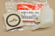 NOS Honda CR125 CR250 CR500 XR250 XR600 XR650 Master Cylinder Oil Cup 43511-KS6-702