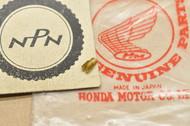 NOS Honda C100 CA100 C102 CA102 C105T CA105 T Carburetor Slow Jet #38 99128-03804