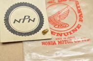 NOS Honda C100 CA100 C102 CA102 C105T CA105 T Carburetor Slow Jet #40 99128-04004