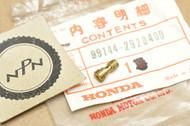 NOS Honda CB450 CB500 T CL450 Carburetor Pilot Jet #40 99144-292-0400