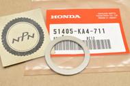 NOS Honda CB1000 CR125 CR250 CR480 CR500 VFR750 R RC30 XR400 XR500 XR600 Front Fork Spring Seat 51405-KA4-711