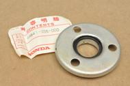 NOS Honda MT250 MR250 XL250 XL350 Speedometer Gear Box Retainer Plate 44641-356-000